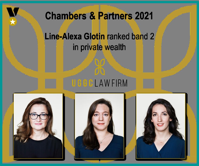 UGGC - Chambers and partners droit du patrimoine privé en