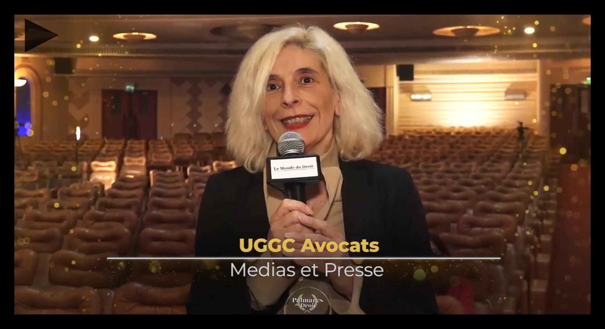 UGGC - Trophées du droit vidéo amp