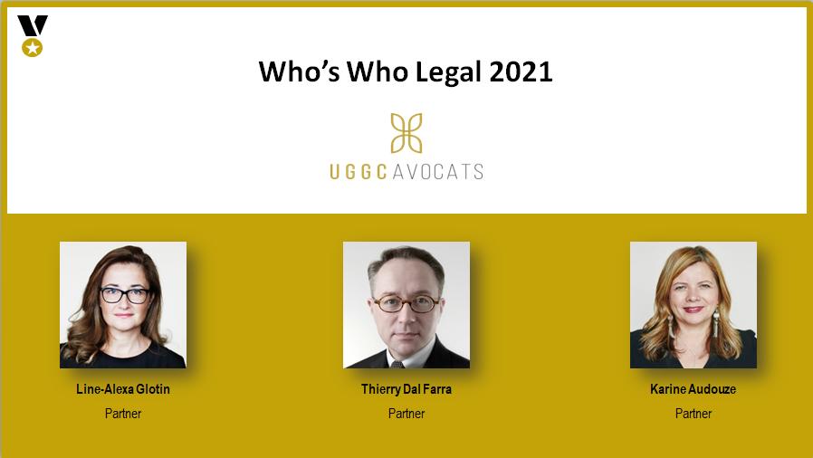 UGGC - Visuel who's who legal 2021 en